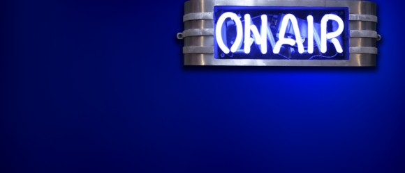 On Air Radio Photo